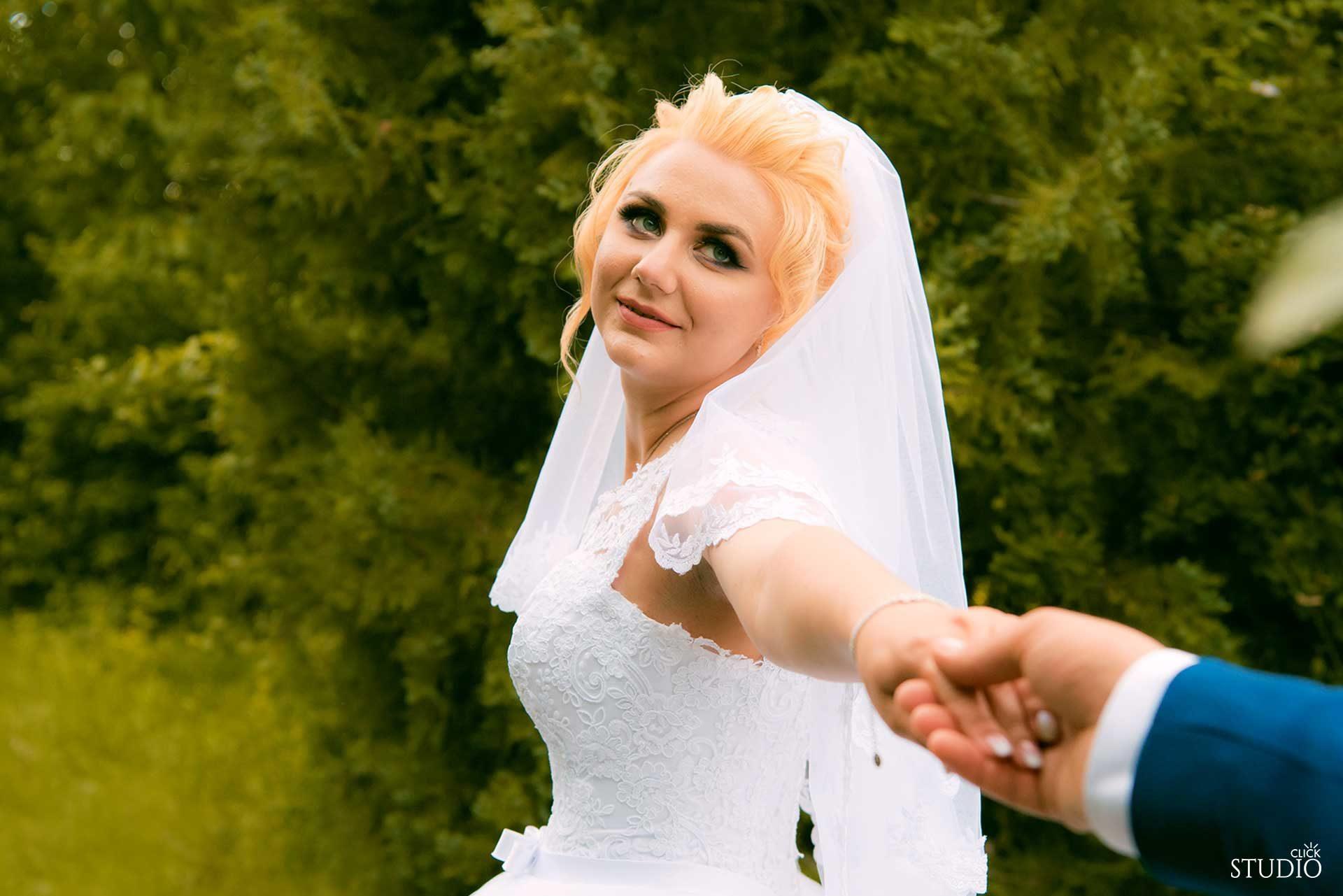 mireasa nunta fotografie